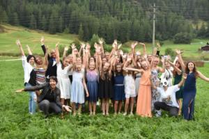 Gruppenfoto Galaabend